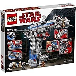 Lego Star Wars - Bombardiere della Resistenza, 75188