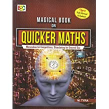 Magical Books On Quicker Maths (2018-2019) Session by M. Tyra