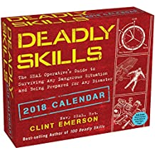 2018 Deadly Skills Day-to-Day Calendar