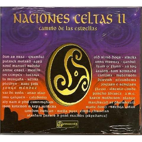 Naciones celtas II. camino de lasestrellas    CD musica3 cd's