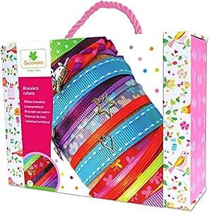 Darpeje Maletín Pulseras Cinta de Lovely Box-S-Sycomore Faujas (CRE1050), Multicolor (1)