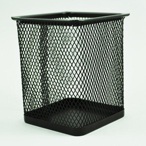 Sonline portapenna rettangolare mesh stile porta pen righello organizer da tavola per casa e uffficio