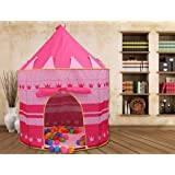 Keekos® Hut Type Kids Play Tent House, Play Zone, Play House, Play Castle for Indoor and Outdoor for 3 to 6 Years Age…