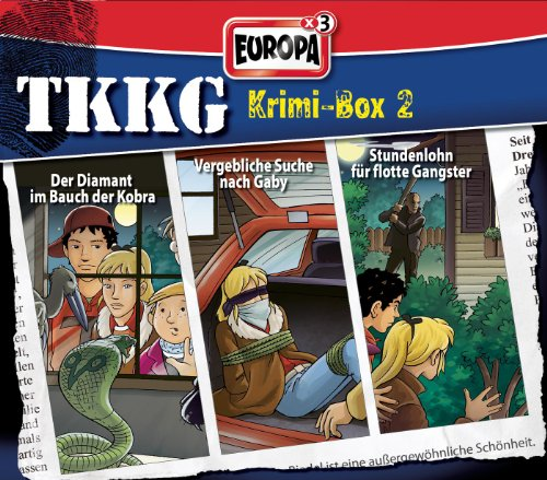 Tkkg Krimi-Box 02