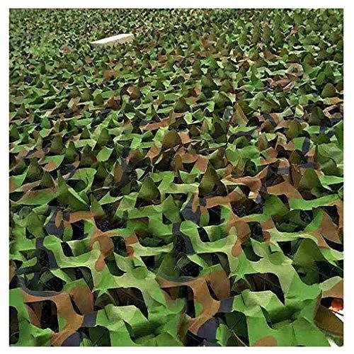 GRPBZ en Plein air Filet de Camouflage Jungle Observation intérieure Décoration d'intérieur Filet de Protection Contre Le Soleil Filet Photographie Prise de Vue en extérieur Filet Voyage