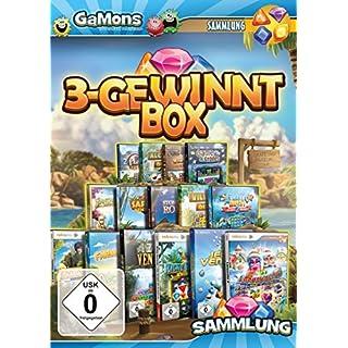 GaMons - 3-Gewinnt-Box (PC)