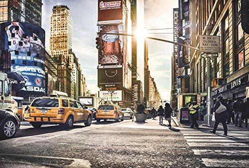 Manhattan Times Square (Komar XXL4–008368x 248cm