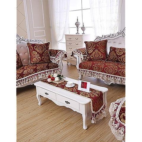 LBLI european classico divano rivestimento trapuntato ispessimento