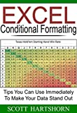 Excel Conditional Formatting: Tips You Can Use Immediately To Make Your Data Stand Out (Data Analysis With Excel Book 3) (English Edition)