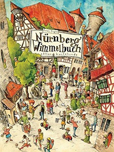 Preisvergleich Produktbild Nürnberg Wimmelbuch
