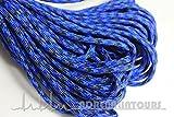 original Paracord 550 Typ 3 - 30 m Seil - Farbe blau lizzard