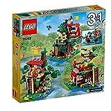 LEGO - 31053 - Creator - Jeu de Construction - Les Aventures dans la Cabane Dans l'arbre...