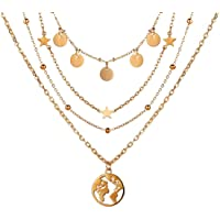 Jewels Galaxy Jewellery For Women Stylish Pendant Necklace For Women And Girls