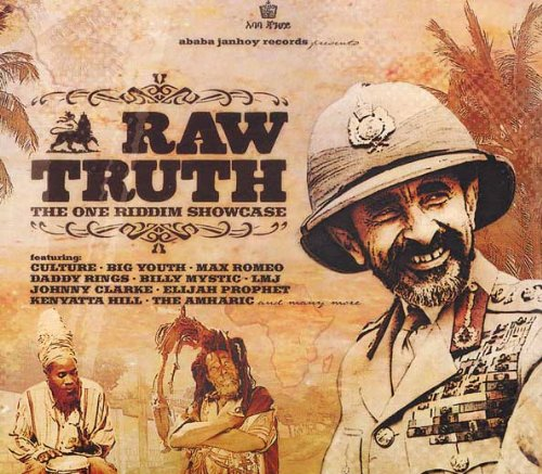 Ababa Janhoy (Groove Attack) Raw Truth-the One Riddim Showcase