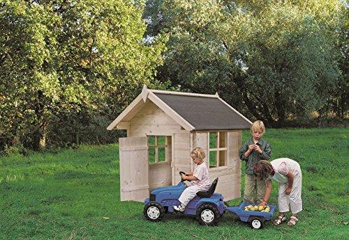 gartenpro–Caseta de jardín infantil 110x 110