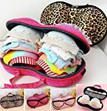 #6: ShopyBucket Great for Traveling or At Home Storage Women's Underwear Case Travel Portable Storage Bag Box Protect Bra Panty Lingerie Organizer(color as per availability)