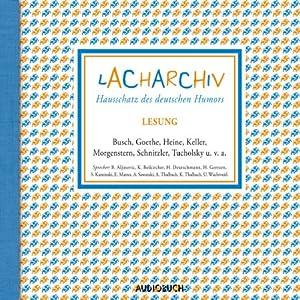 Lacharchiv: Hausschatz des deutschen Humors