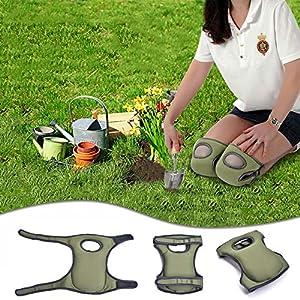 Rodilleras para jardinería, Rodilleras de Espuma viscoelástica para jardín