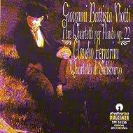 Viotti : I Tre Quartetti Per Flauto op. 22