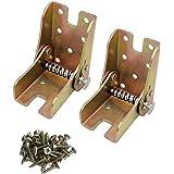 Koud gewalst staal opklapbare tafelpoten bed benen inklapbare beugel 90 graden automatisch slot opvouwbare scharnier meubilai