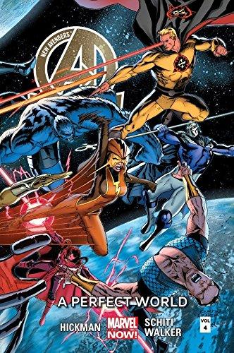 New Avengers Vol. 4: A Perfect World