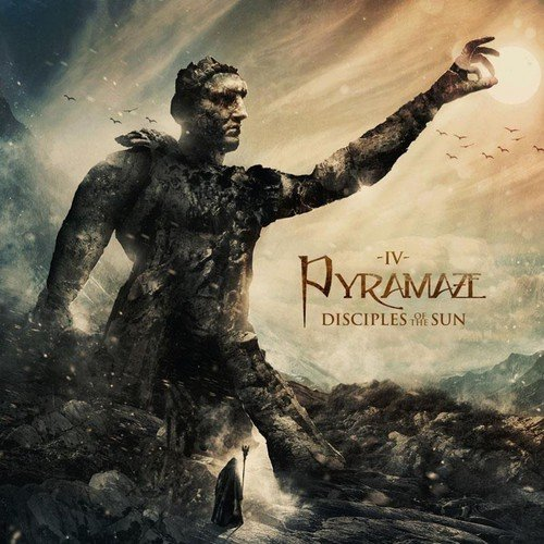 Pyramaze: Disciples of the Sun (Audio CD)