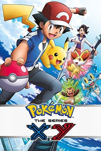 GB eye LTD, Pokemon, XY, Maxi Poster, 61 x 91,5 cm
