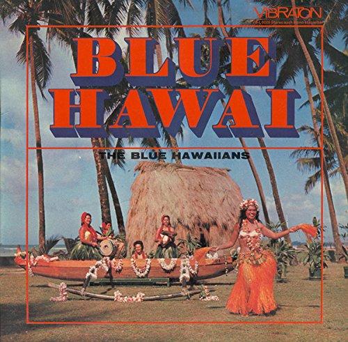 The Blue Hawaiians (2) - Blue Hawai Vibraton - VB-L 6026