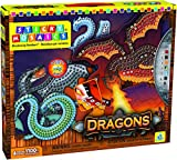 Orb Factory 620876 - Sticky Mosaics Dragons
