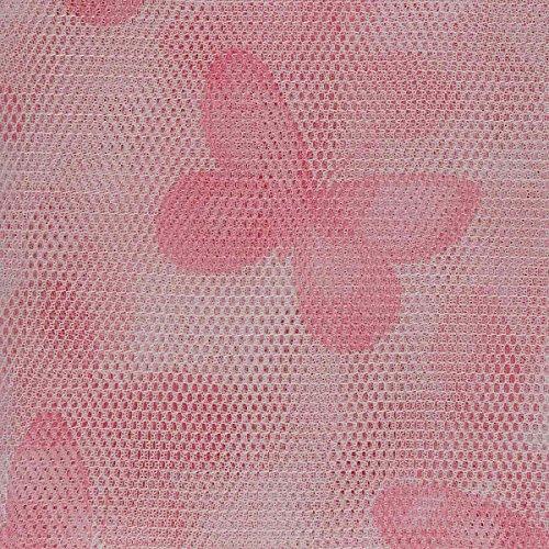 Tenda zanzariera moschiera confezionata farfalle 150x250 cm m921 rosa