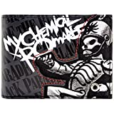 My Chemical Romance Black Parade Rock Grau Portemonnaie Geldbörse