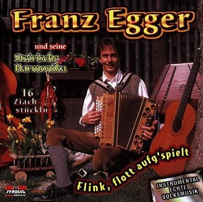 Flink,Flott Aufg'Spielt (Steirische Harmonika - Instrumental)