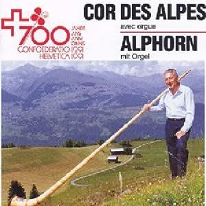 Cor Des Alpes avec Orgue
