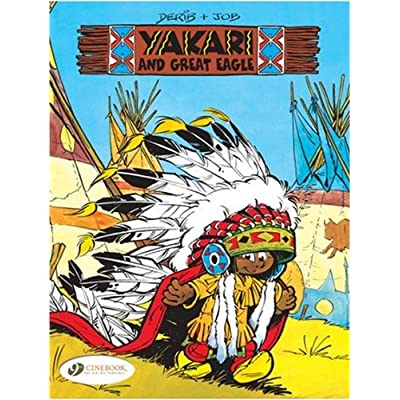 Yakari - tome 1 And the Great Eagle (01)