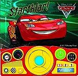 Cars - Disney·Pixar - Startklar! - Lenkradbuch mit beweglichem Lenkrad und 13 Geräuschen - Buch zum Film