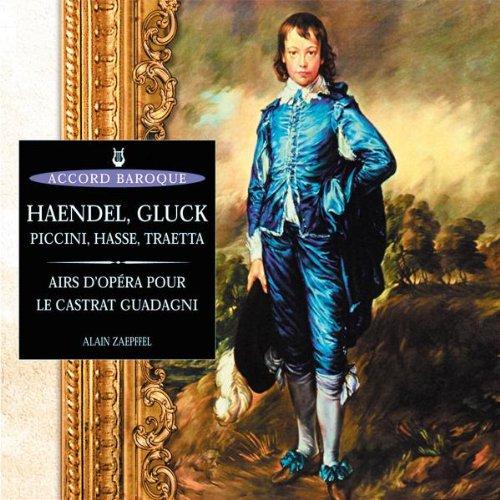 Airs pour Gaetano Guadagni