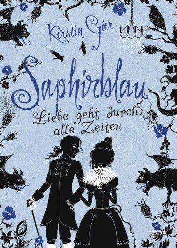 Buchseite und Rezensionen zu 'Saphirblau (Liebe geht durch alle Zeiten, Band 2)' von Kerstin Gier