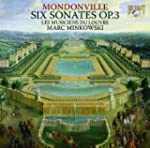 Mondonville : Six sonates en symphoni...