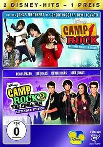 Camp Rock / Camp Rock 2 [2 DVDs]