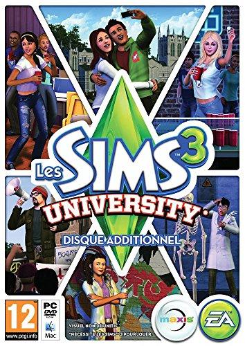 Pccd the sims 3 : university life (expansion pack) (eu)