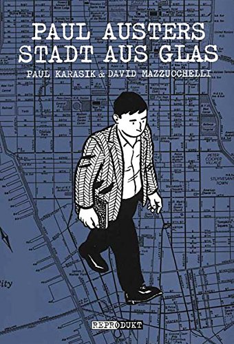 Buchseite und Rezensionen zu 'Stadt aus Glas' von Paul Auster