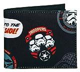 Undercover SWTP7720 Geldbörse, Star Wars Patch, ca. 11 x 9 x 1 cm