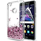 LeYi Case for Huawei P8 Lite 2017 with Screen Protector,