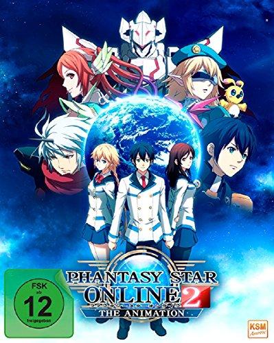 Phantasy Star Online 2 - Volume 1: Episode 01-04 im Sammelschuber [Blu-ray]