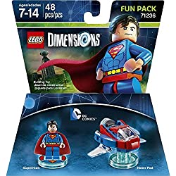 DC Superman Fun Pack - LEGO Dimensions by Warner Home Video - Games