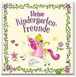 Meine Kindergarten-Freunde: Freundebuch Motiv Prinzessin