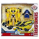 Hasbro Transformers C0654EL2 - Robots In Disguise Activator Combiner Bumblebee, Actionfigur