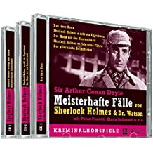 Meisterhafte Fälle von Sherlock Holmes und Dr. Watson (3 CD´s)
