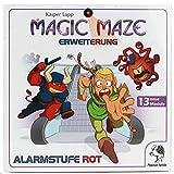Pegasus Spiele Magic Maze: Alarmstufe Rot Erweiterung (deutsch)
