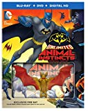 Batman Unlimited:Animal Instincts (Blu-ray + DVD + Digital HD UltraViolet Combo Pack)